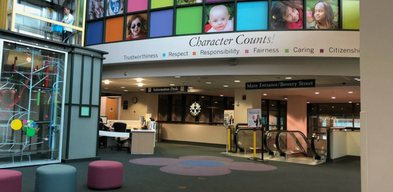 Through a Mother's Eyes: The Akron Children's Hospital Renovation
